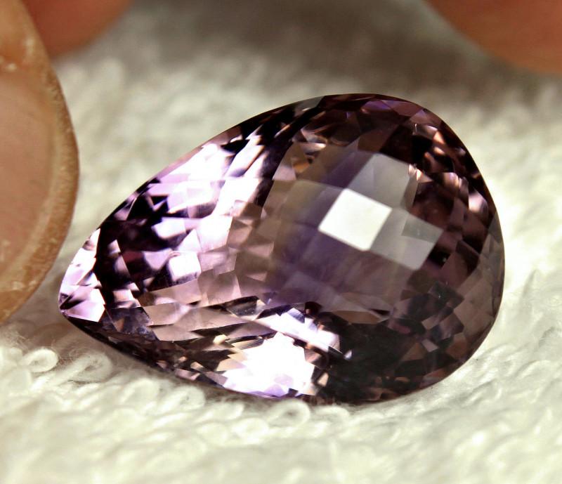 20.74 Carat VVS Bolivian Ametrine - Gorgeous