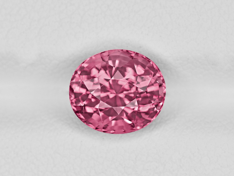 Spinel, 3.18ct - Mined in Tajikistan | Certified by GIA
