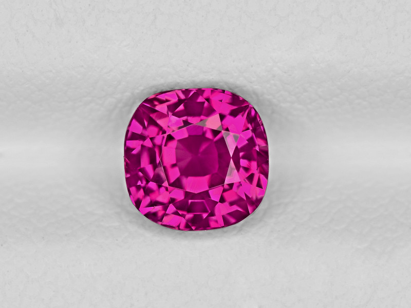 Pink Sapphire, 1.62ct - Mined in Sri Lanka   Certified by GIA