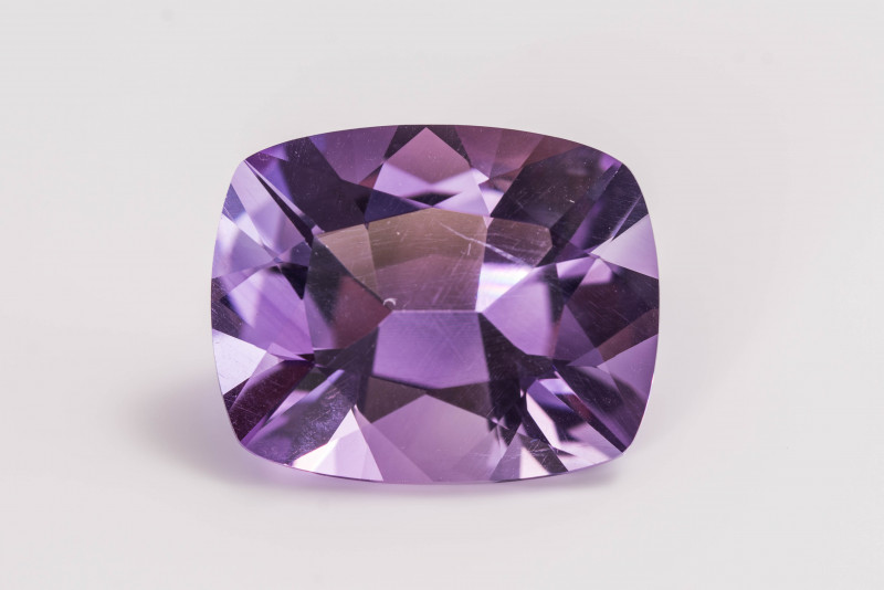 18 x 15 mm Amethyst  13.88 ct Brazil