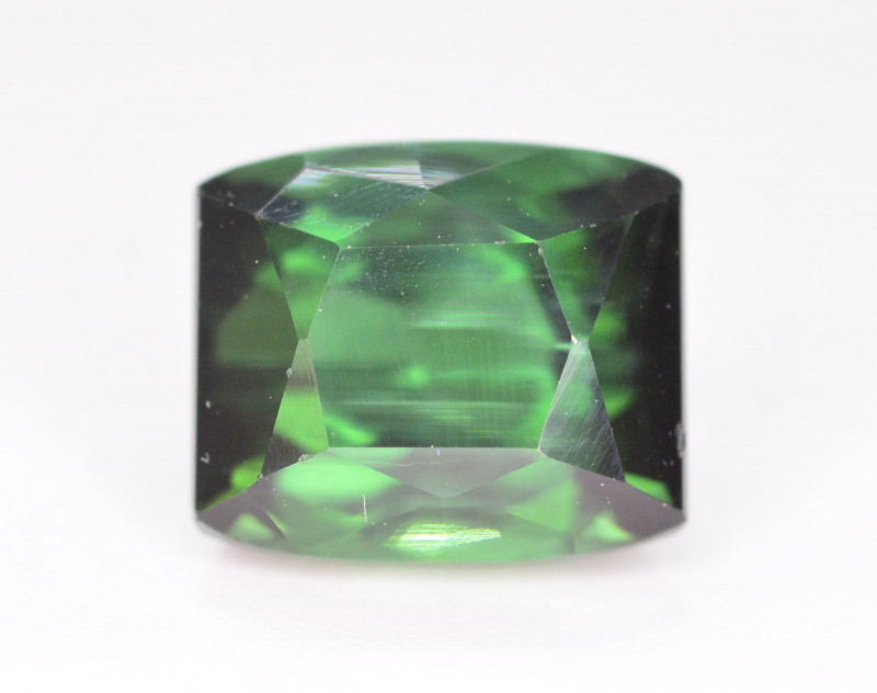 Top Color 4.50 Ct Natural Bluish Green Tourmaline. AT