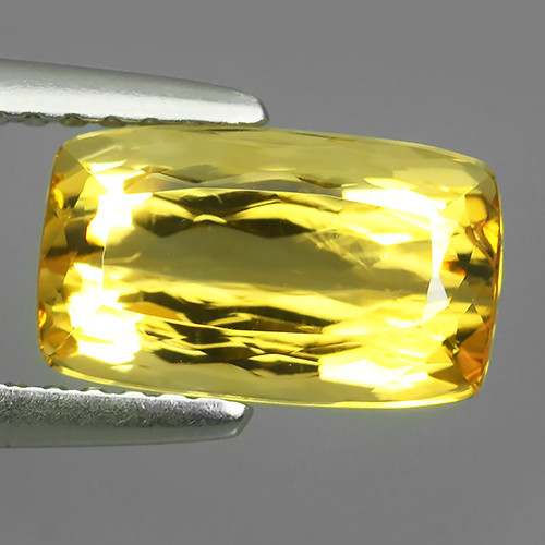 3.10 CTS WONDERFUL NATURAL RARE TOP-YELLOW-ORANGE-PRECIOUS- IMPERIAL-TOPAZ