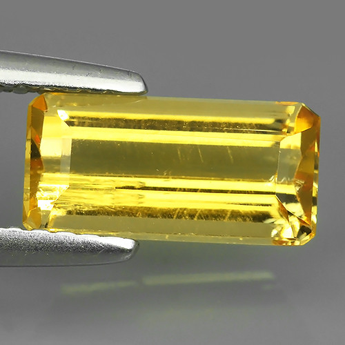 1.80 CTS GENUINE NATURAL RARE-YELLOW-PRECIOUS- IMPERIAL-TOPAZ