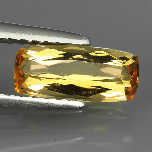 1.10 CTS GENUINE NATURAL RARE TOP-YELLOW-PRECIOUS- IMPERIAL-TOPAZ