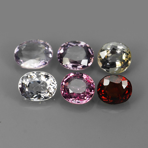 3.85~CTS GENUINE NATURAL ULTRA RARE COLLECTION OVAL FANCY SPINEL