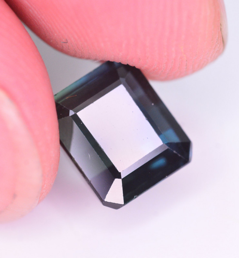 3.55 CT NATURAL INDICOLITE TOURMALINE GEMSTONE