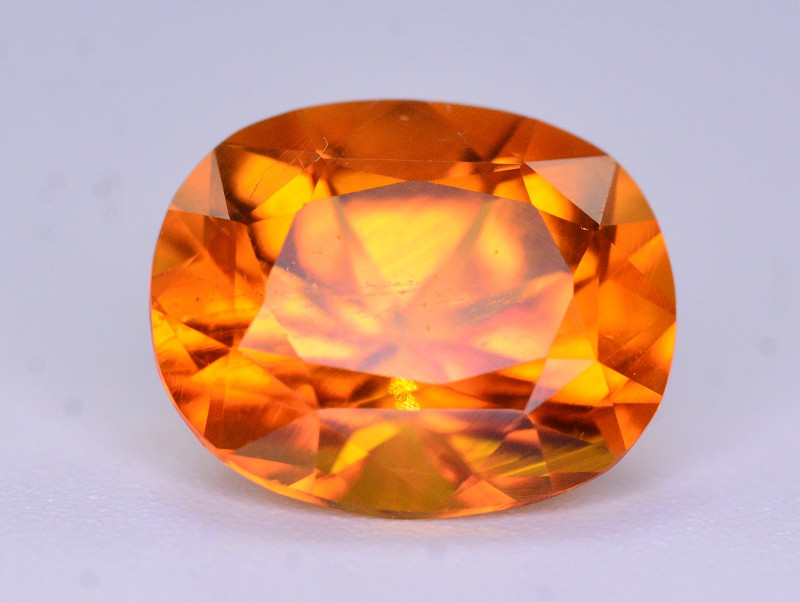 Rarest 2.75 Ct Natural Clinohumite From Siberia