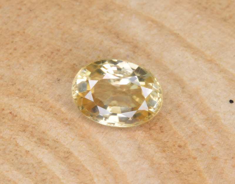 Natural Zircon 1.05 Cts Top Luster Gemstone
