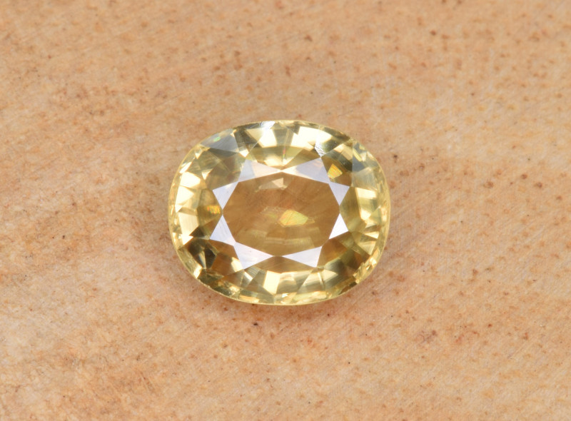 Natural Zircon 1.81 Cts Top Luster Gemstone