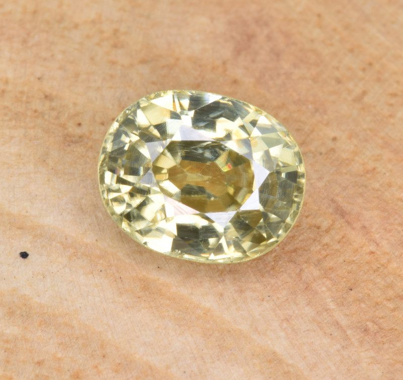 Natural Zircon 2.13 Cts Top Luster Gemstone