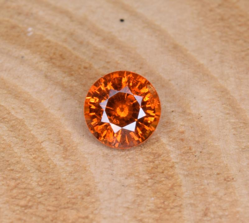 Natural Spessertite Garnet 0.67 Cts