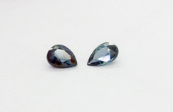 0.100Ct Natural Coloured Australian Sapphire