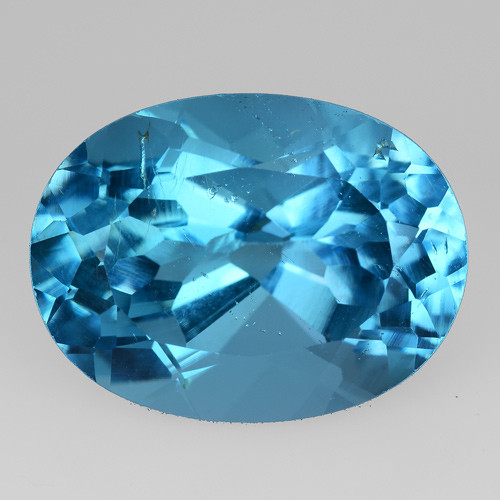 13.93 Ct Topaz Top Cutting Top Luster Gemstone. TP  09