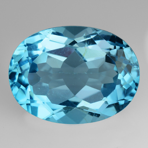 12.51 Ct Topaz Top Cutting Top Luster Gemstone. TP  14