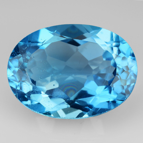 15.65 Ct Topaz Top Cutting Top Luster Gemstone. TP  16