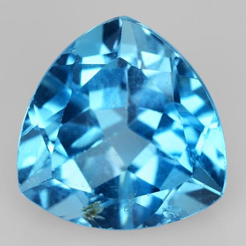 11.86 Ct Topaz Top Cutting Top Luster Gemstone. TP  27