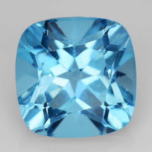 9.70 Ct Topaz Top Cutting Top Luster Gemstone. TP  29