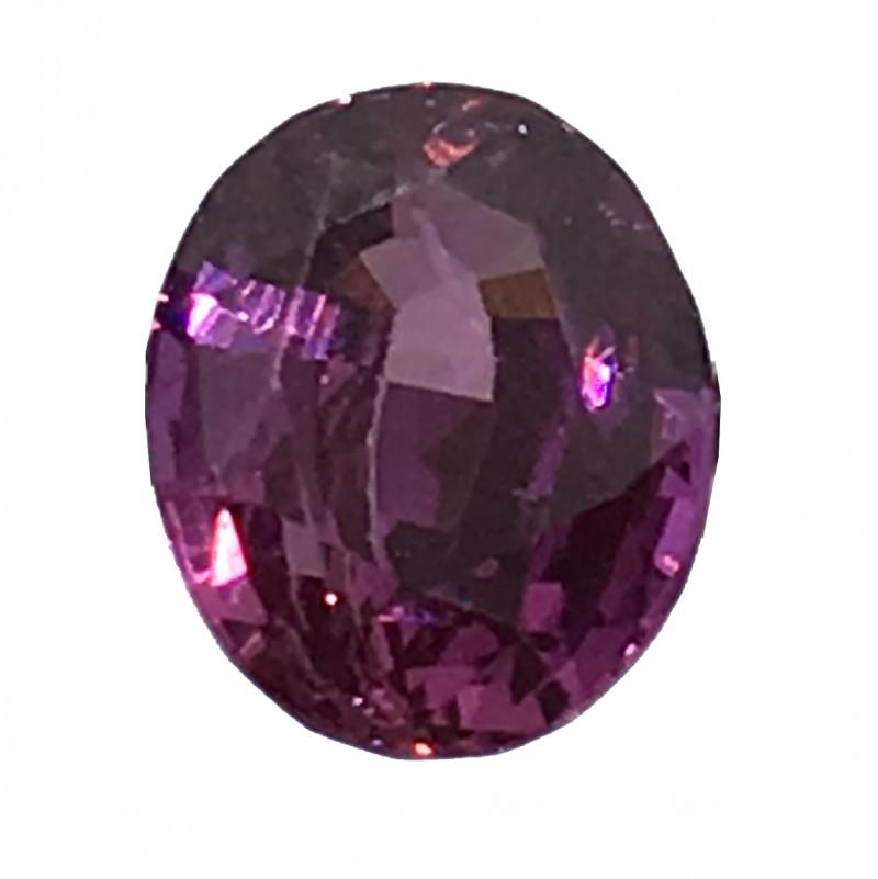 IGI Certified Pink Sapphire 1.22 cts