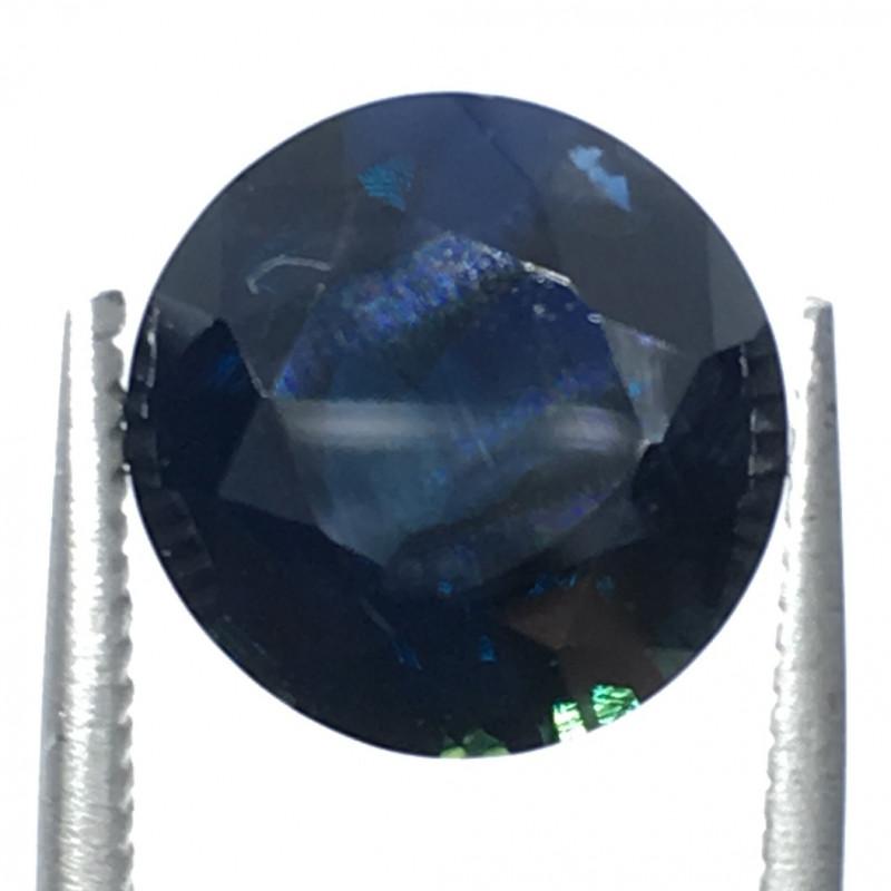 IGI Certified SriLankan Blue Sapphire 4.46 cts