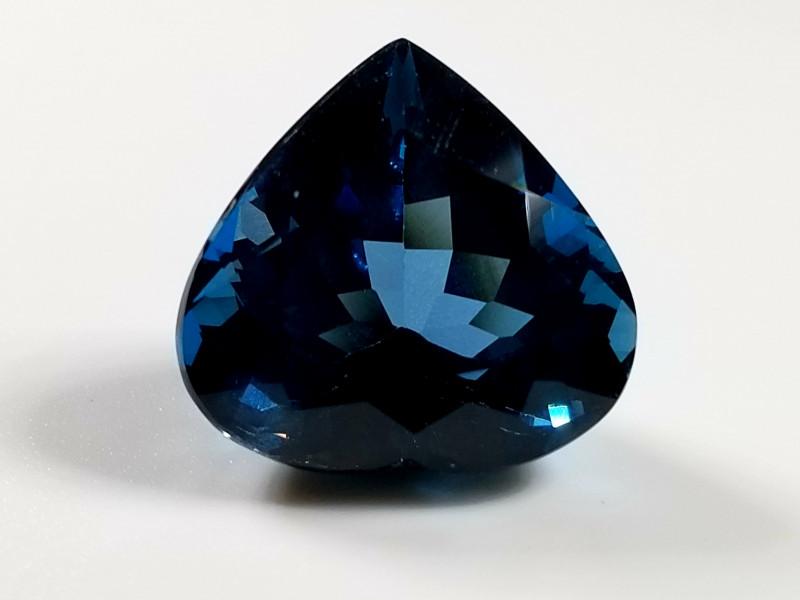 Beautiful  Blue Topaz