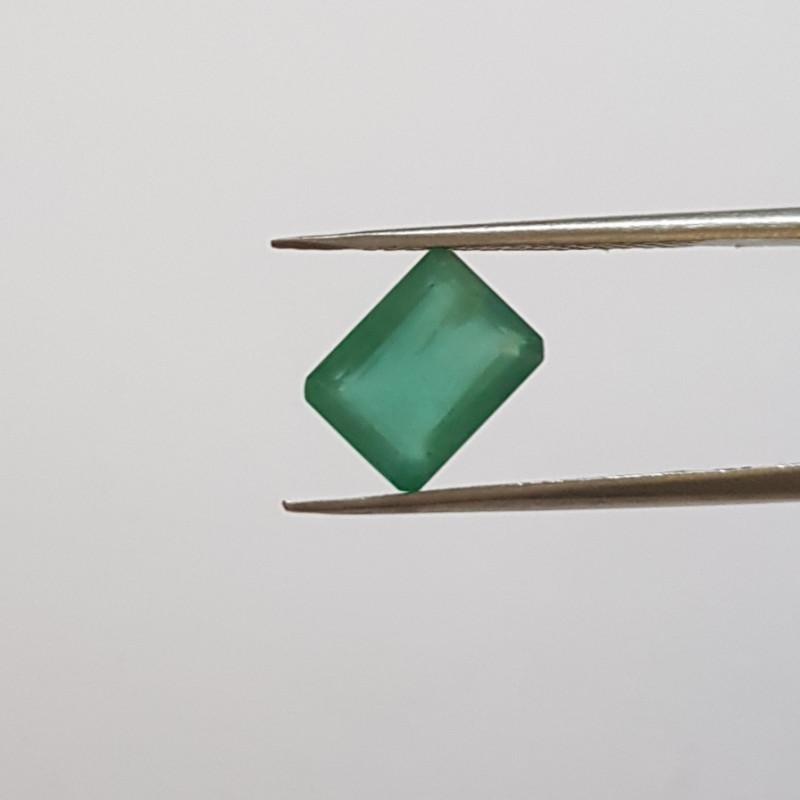 1.5 carat Octagon Emerald #Eme0003