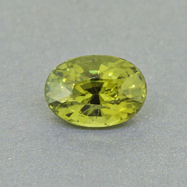 Untreated Natural Chrysoberyl, clean stone, 1.32ct  (01452)