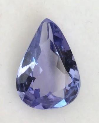 Pretyy 1.05ct Pear Shape Tanzanite - G17