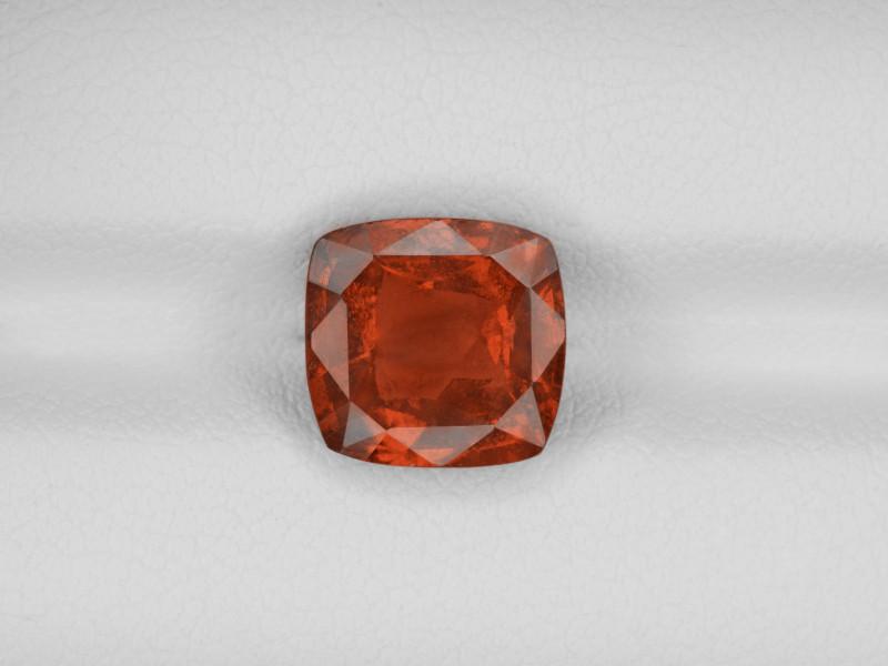 Hessonite Garnet, 3.49ct - Mined in Sri Lanka   Certified by IGI