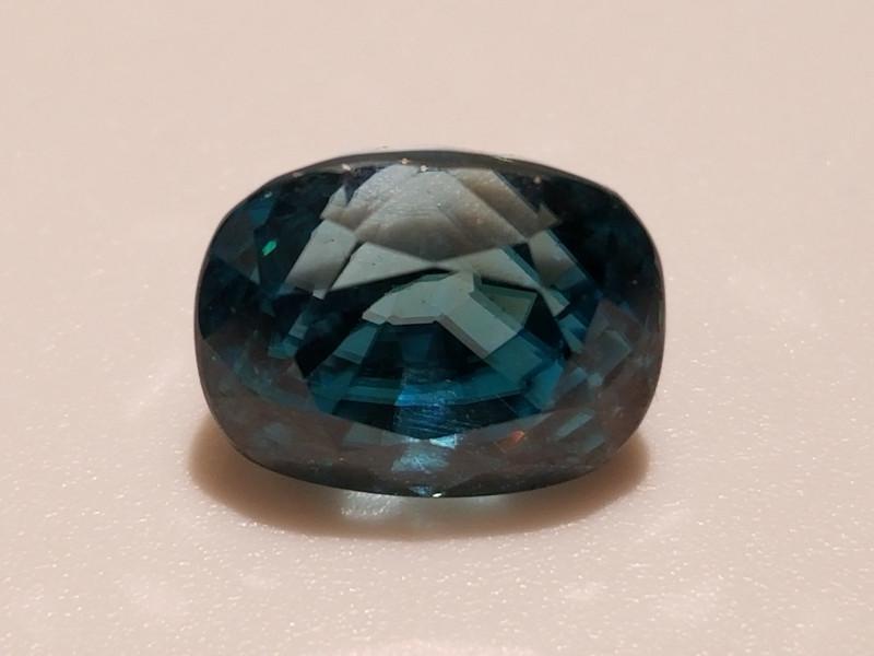 Beautiful Blue Zircon **RESERVE LOWERED**