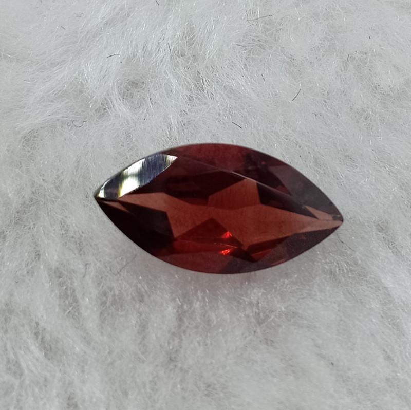 12x6mm Natural Garnet Loose Gemstone UnTreated VAF58