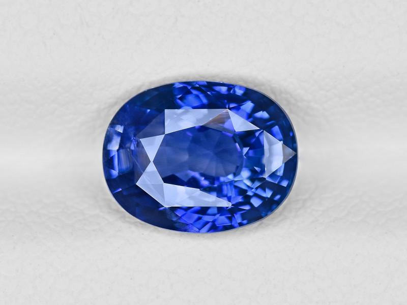 Blue Sapphire, 2.11ct - Mined in Sri Lanka   Certified by GRS