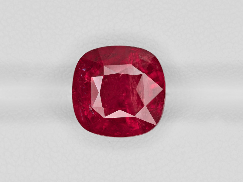 Ruby, 7.12ct - Mined in Madagascar | Certified by GRS & IGI