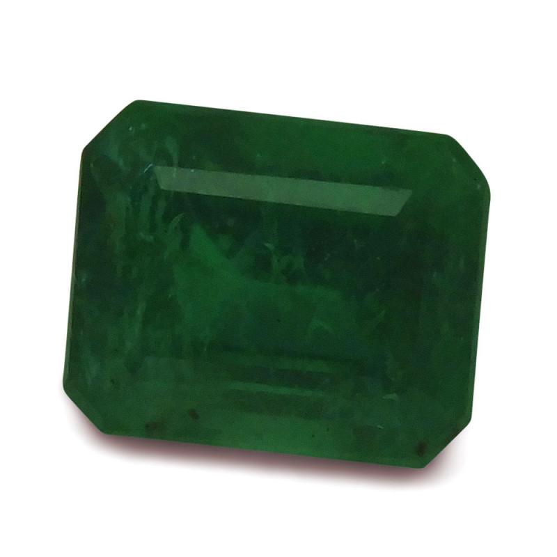 4.69ct GIA Certified Zambian Emerald