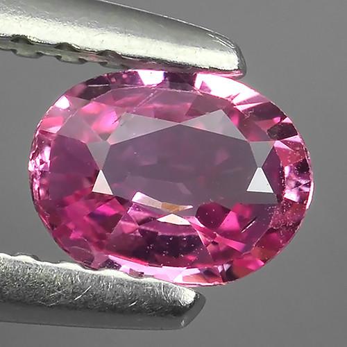 Pink Sapphire Gemstone Cut Oval Stones-RARE Pink Sapphire Cuts-Natural Pink Sapphire Faceted Oval Cut Stone-9x7 MM-Wholesalegems #14458