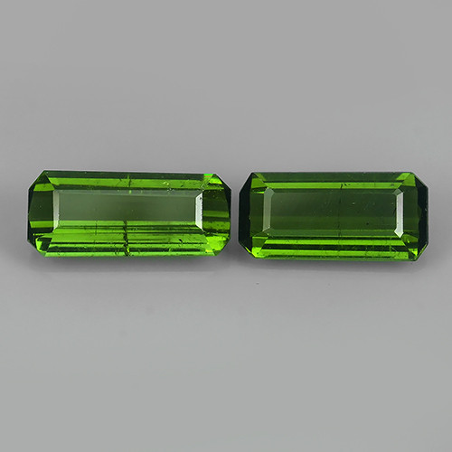 2.65 CTS DAZZLING NATURAL GREEN TOURMALINE MOZAMBIQUE