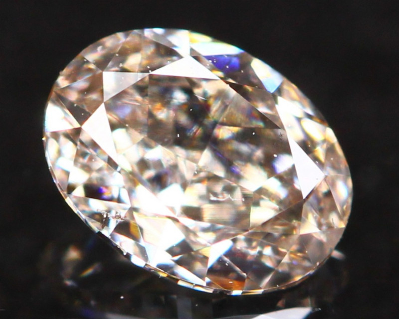 0.21Ct Untreated VS Fancy Natural Diamond B1401