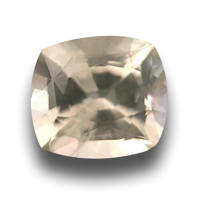 Natural medium yellow sapphire |Loose Gemstone|Certified| Sri Lanka