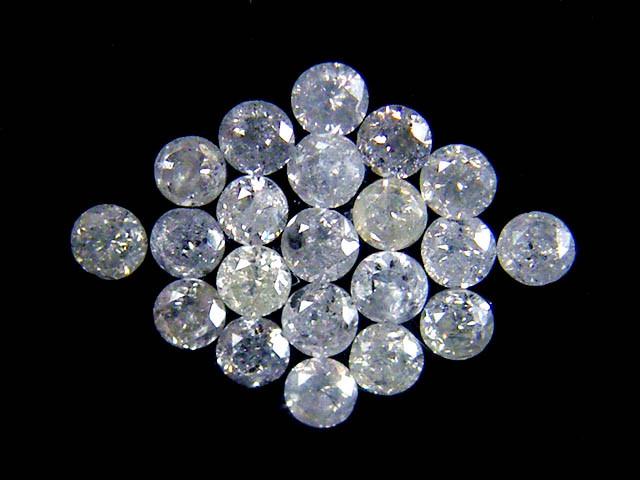 GENUINE  DIAMOND PARCEL 2-3 POINTERS 0.419 CARATS TW 152