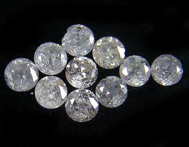 GENUINE  DIAMOND PARCEL 2-3 POINTERS 0.210 CARATS TW 181