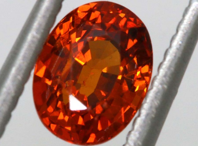 1.10 CTS GARNET SPESSARTITE FACETED  PG-2325