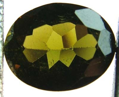 TOURMALINE FACETED STONE 3.90 CTS FN 4516 (TBG-GR)