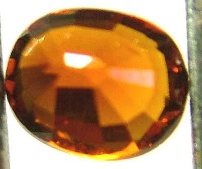 GARNET FACETED STONE 0.95 CTS FN 4434 (PG-GR)