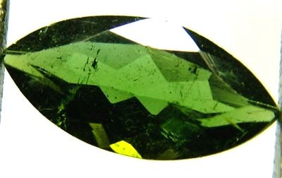 TOURMALINE FACETED STONE 1.65 CTS FN 4660 (TBG-GR)