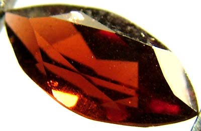 GARNET FACETED NATURAL STONE 1.45 CTS FN 4693  (TBG-GR)