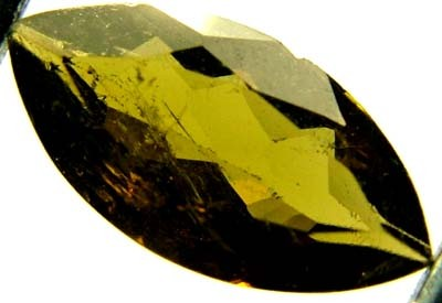 TOURMALINE FACETED STONE 1.60 CTS FN 4702 (TBG-GR)