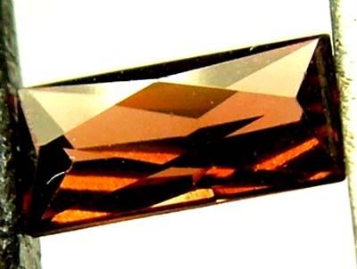 GARNET FACETED NATURAL STONE 0.40 CTS FN 4460  (TBG-GR)