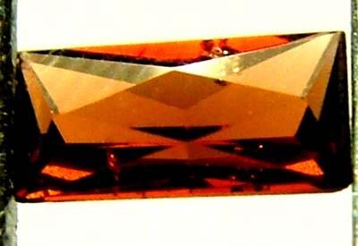 GARNET FACETED NATURAL STONE 0.40 CTS FN 4464  (TBG-GR)