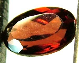 GARNET FACETED NATURAL STONE 0.35 CTS FN 4578  (TBG-GR)