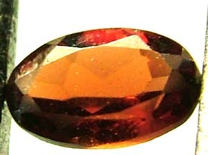 GARNET FACETED NATURAL STONE 0.25 CTS FN 4580  (TBG-GR)