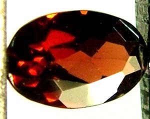 GARNET FACETED NATURAL STONE 0.25 CTS FN 4596  (TBG-GR)